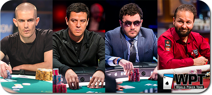 2016 World Poker Tour Champions Challenge sweet 16