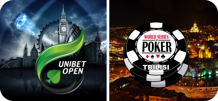March European poker events