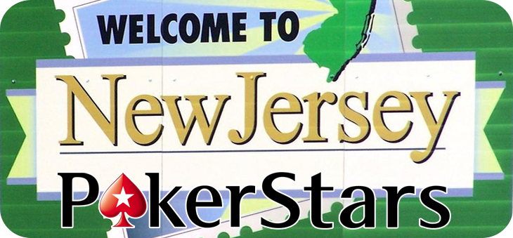 PokerStars to launch in New Jersey