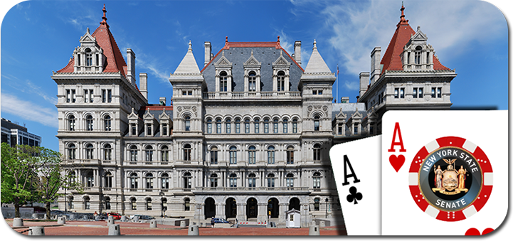Online Poker Bill passes to New York Senate