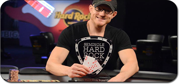 Jason Koon Wins 2016 Seminole Hard Rock Poker Open $5 Million Guaranteed