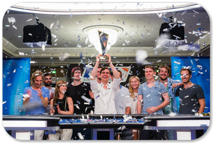 Fedor Holz Wins the €50k EPT Barcelona Super High Roller