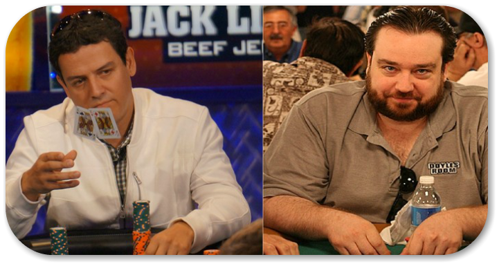 Todd Brunson and Carlos Mortensen Inducted into Poker Hall of Fame