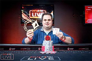Christopher Kruk Wins the partypoker LIVE MILLIONS North America 25K