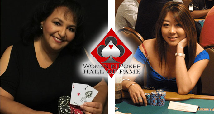 Lupe Soto and Maria Ho Earn Women in Poker Hall of Fame Induction 2018