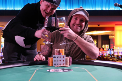 Mike Jukich Wins WSOPC Baltimore After Being Backed By Friends
