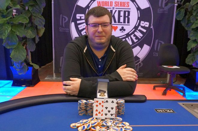 Ben Thomas and Kevin Johnson In Global Casino Championship