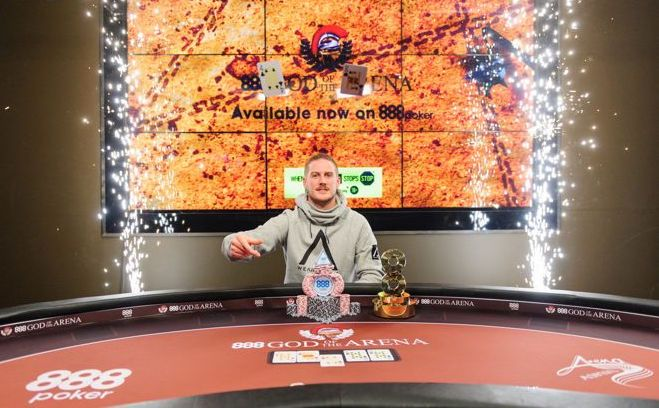 888poker LIVE Festival London 2018 – James Williams Wins