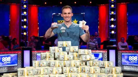 Justin Bonomo – The Most Successful Poker Player Of 2018