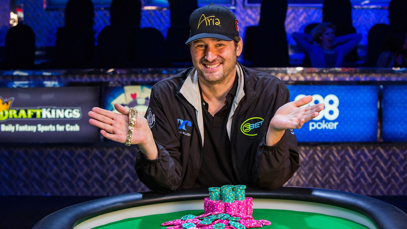Phil Hellmuth Shares His Thoughts About PSPC