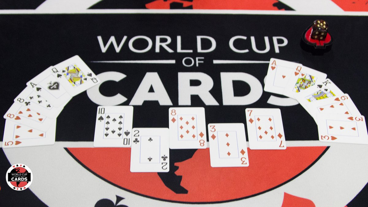 cards on the table in the world cup pf cards