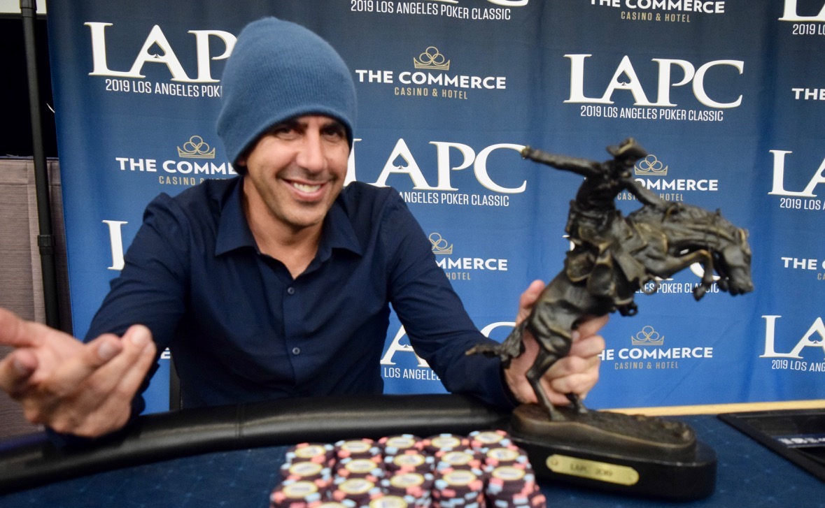 Josh Parger Wins LAPC 2019
