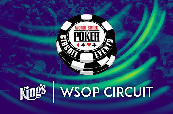WSOP King's Casino Prepared 15 Rings