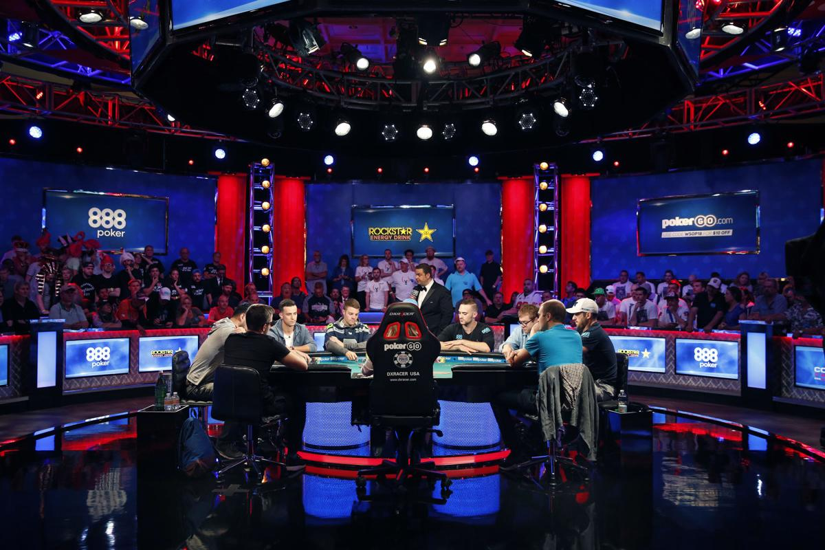 50th annual WSOP final table