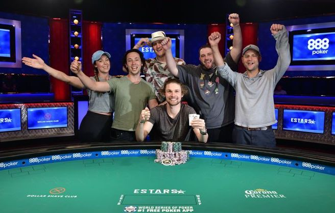 Ben Heath Conquered The WSOP