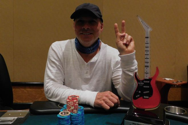 Paul Domb won 2019 Seminole Hard Rock