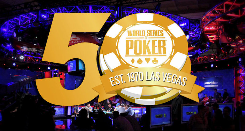 50th Annual World Series of Poker