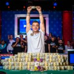 Hossein Ensan Wins $10 Million Top Prize at 2019 WSOP Main Event