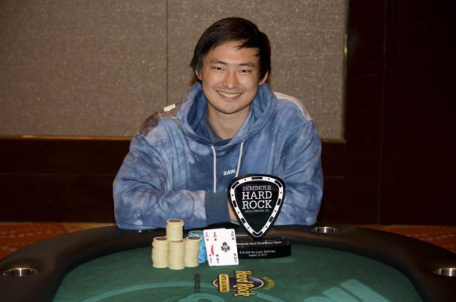 Dawley, Brennan and Song Win At the Seminole Hard Rock Poker Open