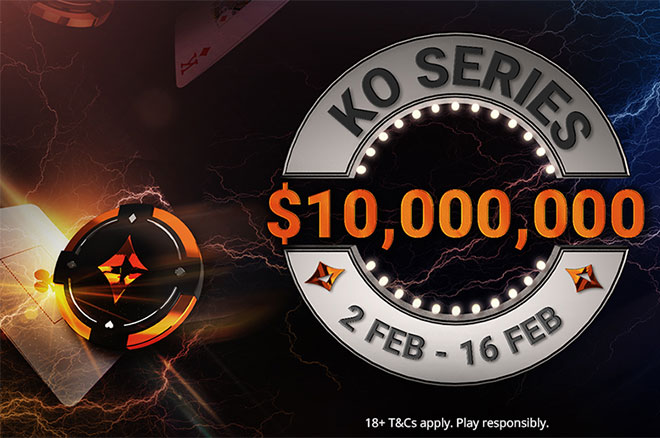 partypoker KO Series online poker tournaments