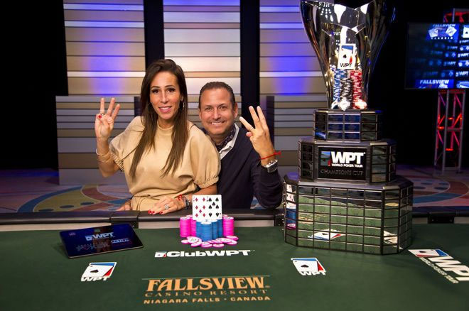 WPT Fallsview Poker Classic — Afriat Wins Another Title