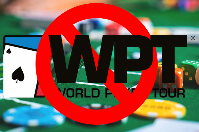 WPT shuts down for covid